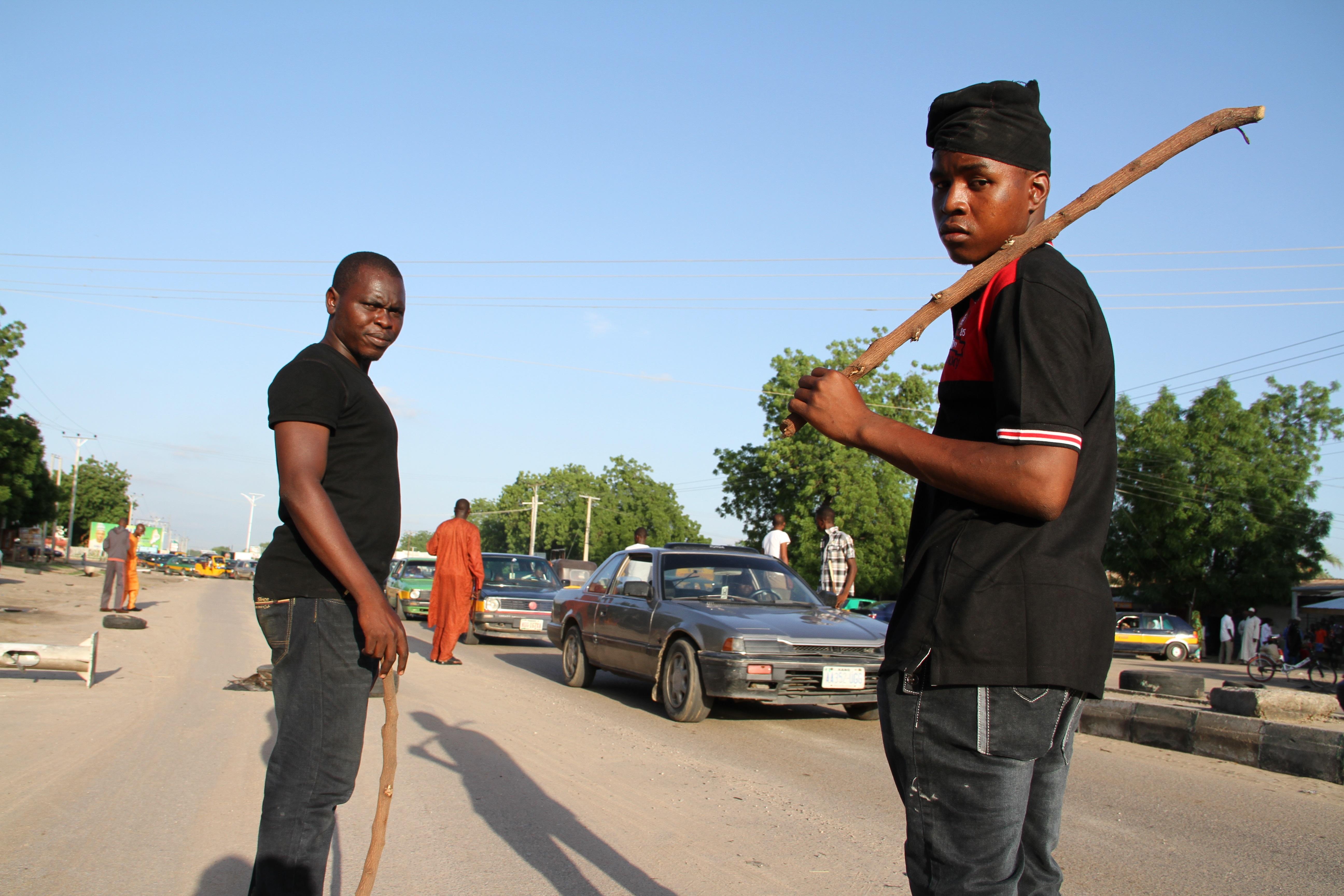 CJTF vigilante Nigeria