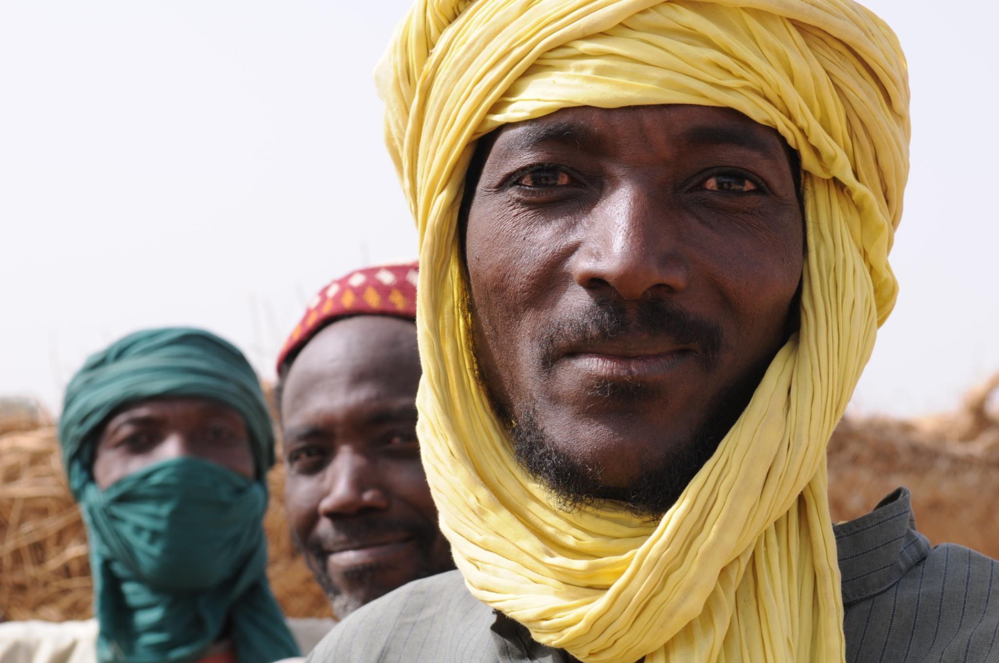 nigerien men