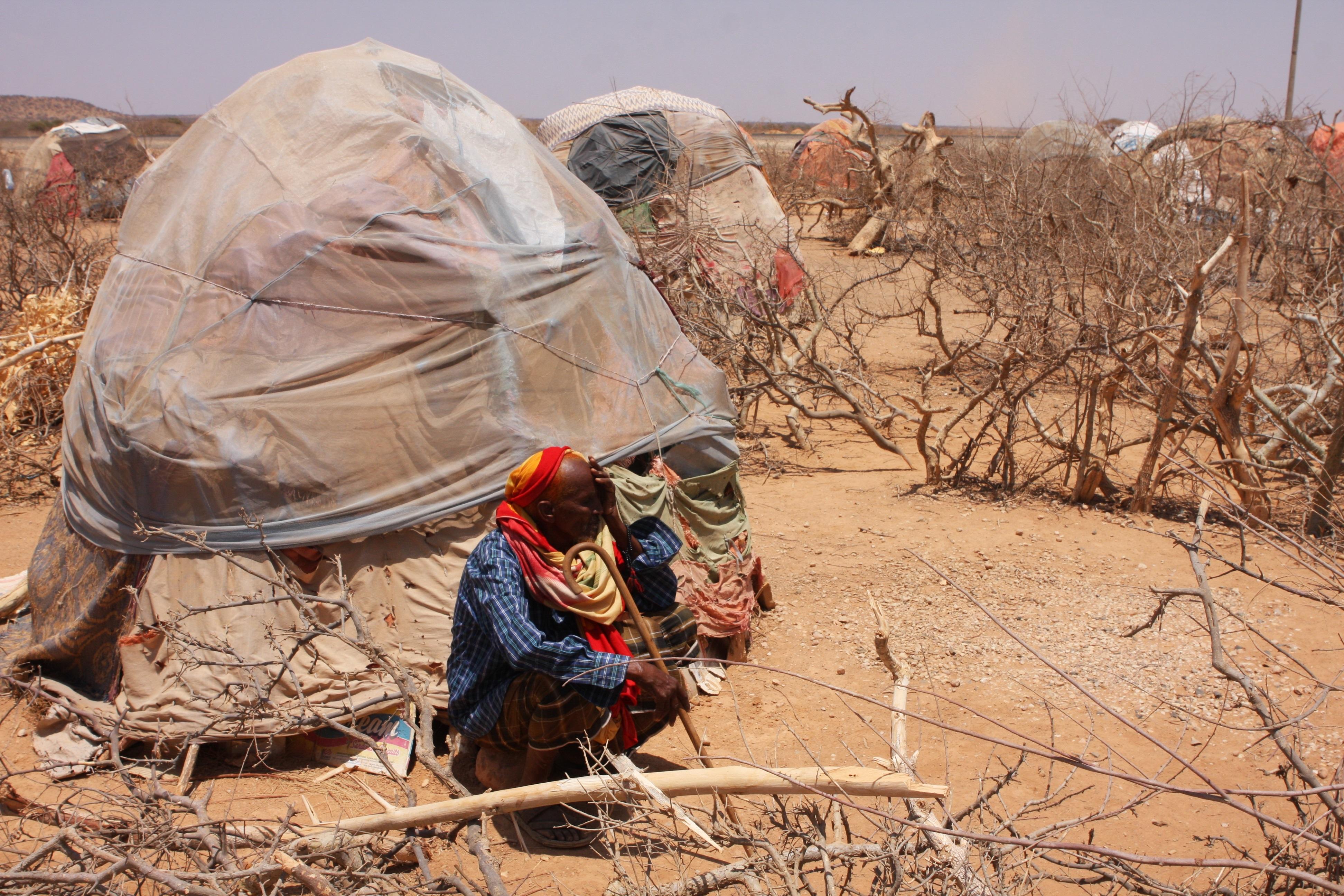 IDP camp Somali region, Ethiopia