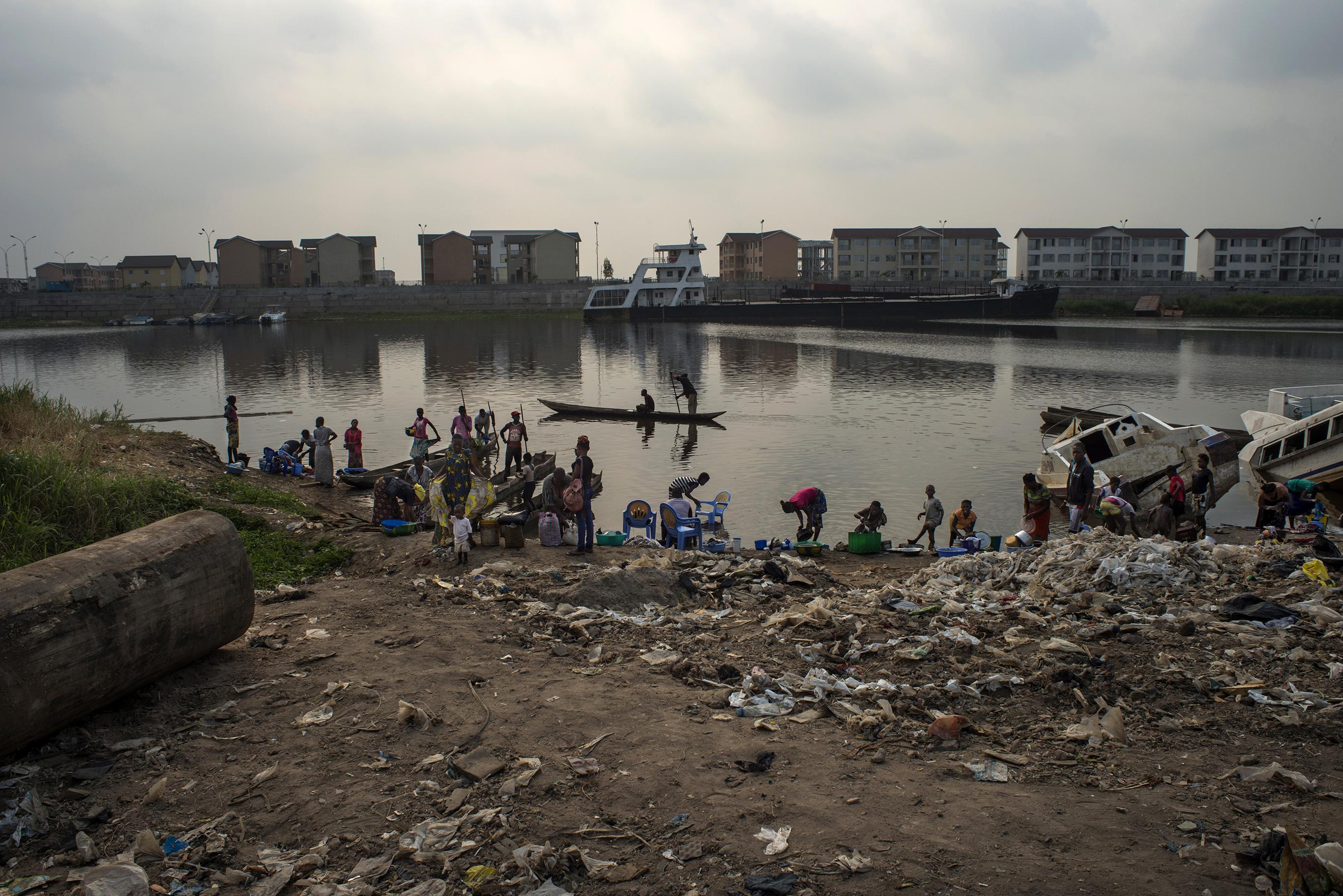 La Cité du Fleuve, Kinshasa, DRC