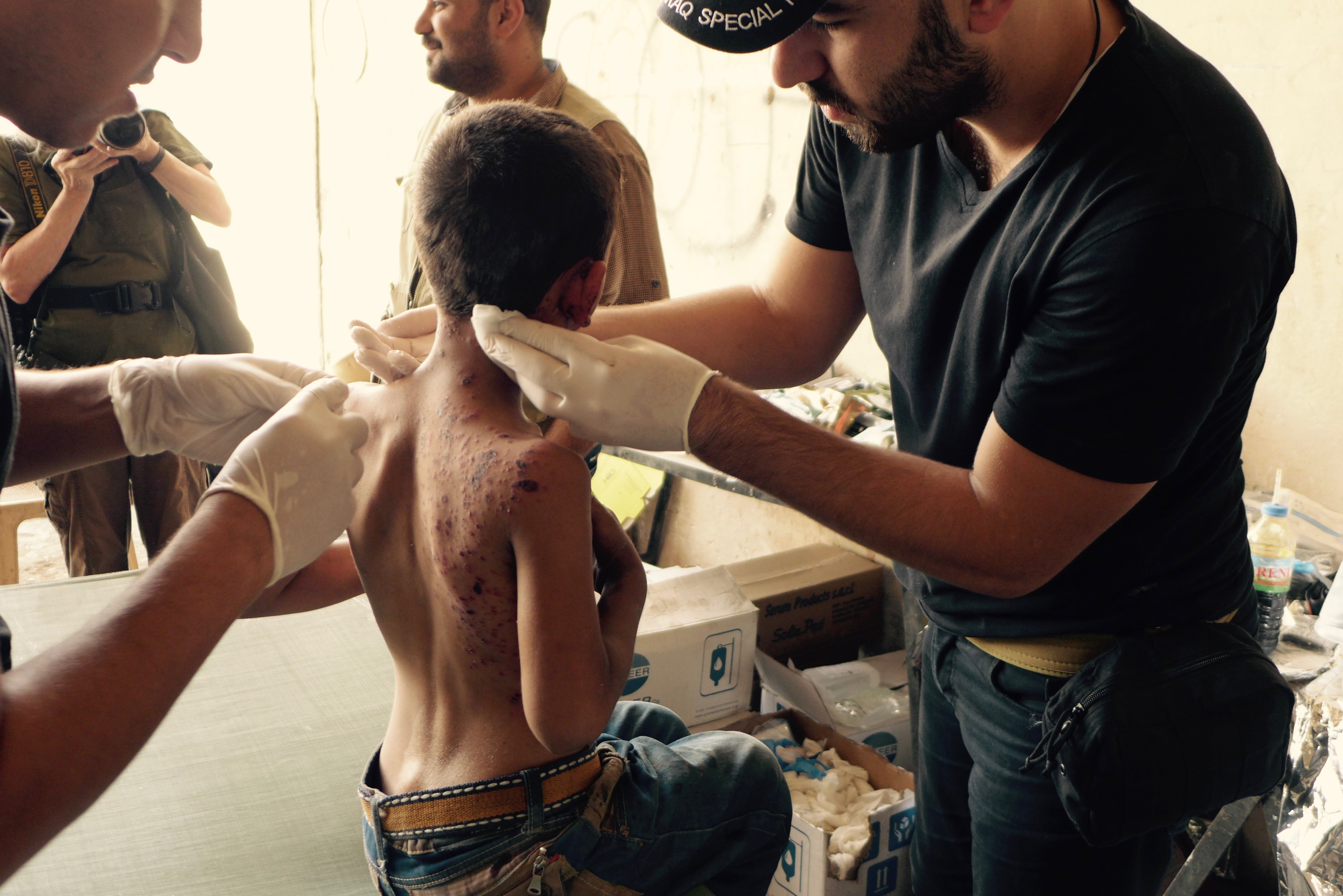 Starving civilians and suicide bombings: The terrible truth of liberating Mosul
