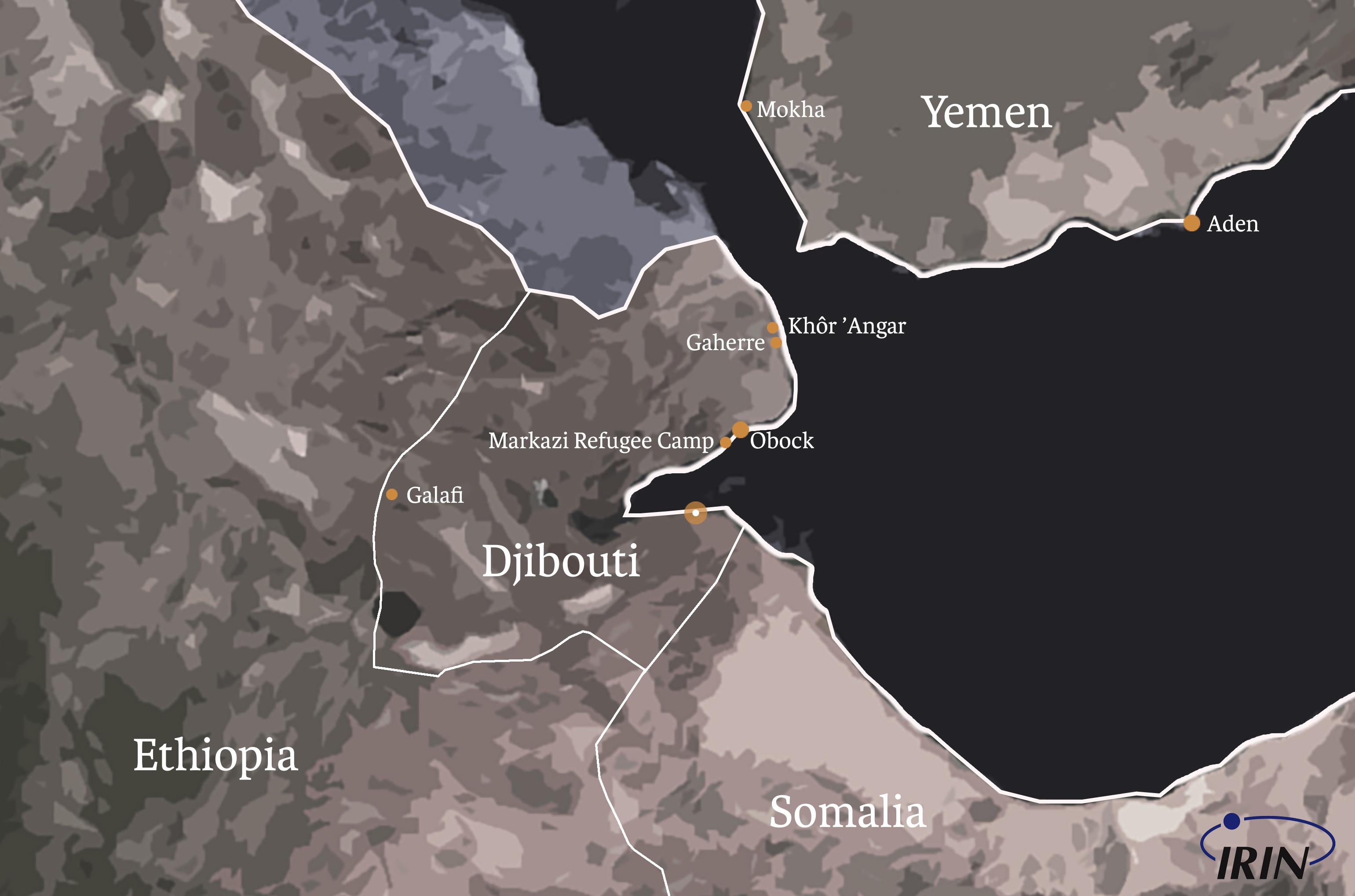 Yemeni refugees seek shelter in Djibouti     Al Jazeera  Yemen And Djibouti