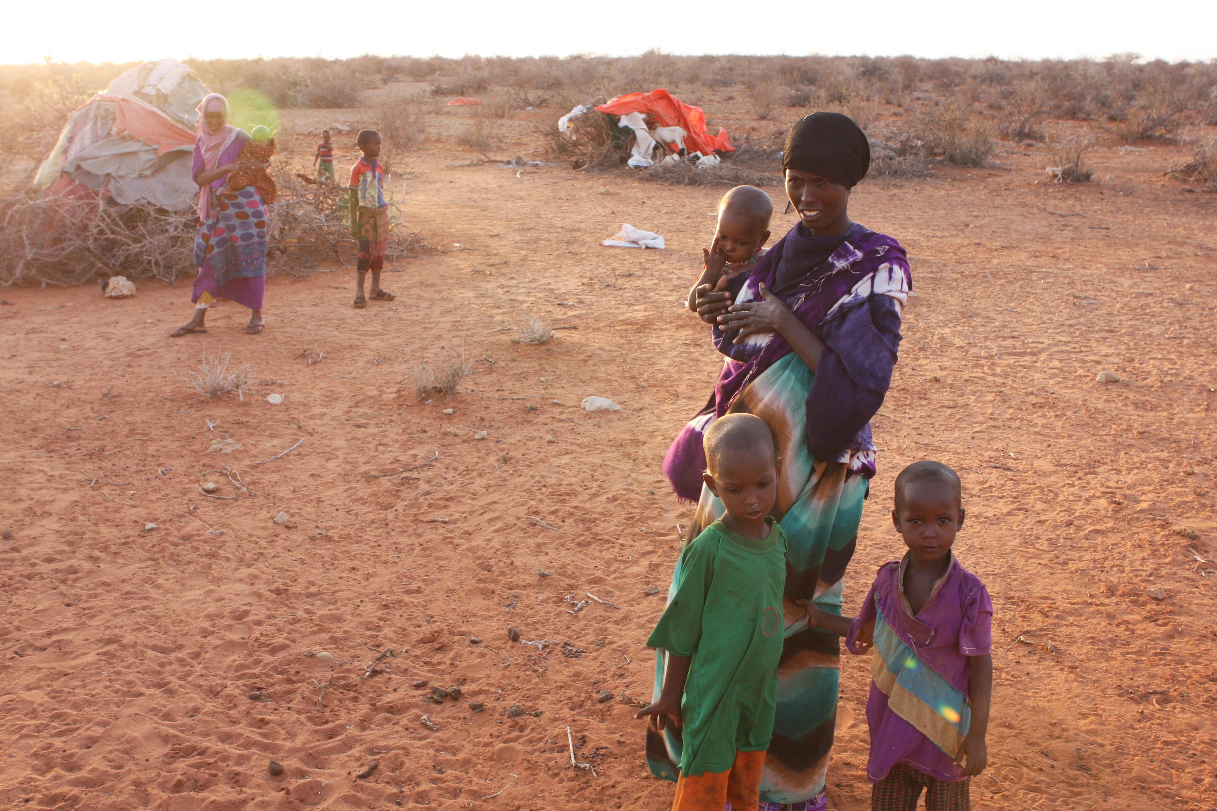 Pastoralist IDPs in Ethiopia