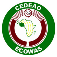 The Economic Community Of West African States - ECOWAS logo