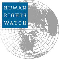 Human Rights Watch - HRW logo