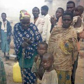 [DRC] Displaced people in Drodro