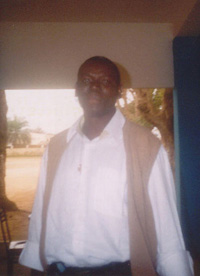[Angola] Father Jorge Congo – Sept 2003.