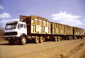 [Swaziland] Trucking industry is set to increase the price of food and all other goods that move by road.