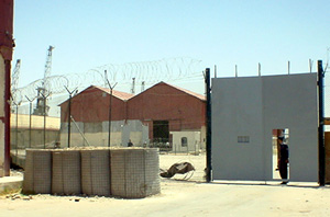 [Iraq] The new al-Mina prison in Basra has a capacity of 600 inmates.