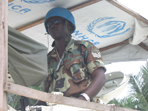 [Liberia] Peacekeepers in Liberia and DRC have been accused of sexual violence against woman and girls.