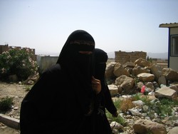 [Yemen] FGM is believed to be performed on approximately one quarter of all girls in Yemen, usually within the first month of life. [Date picture taken: 06/09/2005]