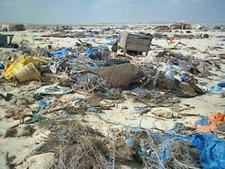 [Somalia] The tsunami aftermath in Kulub, Puntland.