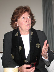 Louise Arbour, United Nations Human Rights Commissioner.