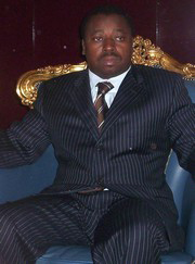 [Togo] Faure Gnassingbe has caused uproar at home and abroad after seizing power following his father's death.