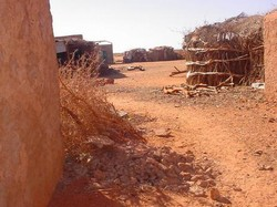 [Somalia] Villages abandoned following severe drought in Somaliland.