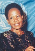 Mrs. Anna Kajumulo Tibaijuka joined UN-HABITAT as Executive Director in September 2000. Today she is the highest ranking African woman in the United Nations system.