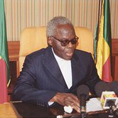 [Benin] Benin's president Mathieu Kerekou has said he will retire in 2006.