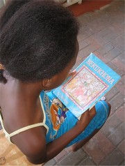 [Swaziland] Even SiSwati textbooks have not helped to make the language popular.