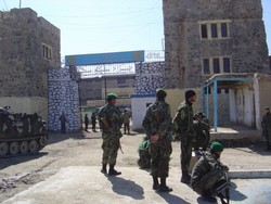 [Afghanistan] Pul-e-Charkhi prison. [Date picture taken: 02/01/2006]