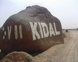 [Mali] Remote Kidal is 1,500 kms from the Malian capital Bamako. [Date picture taken: 05/20/2006]