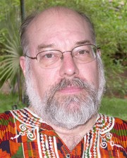 [Sudan] Douglas Johnson, international expert on the Abyei Boundary Commission. [Date picture taken: May 2006]