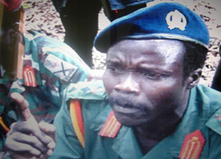 [Uganda] Joseph Kony, leader of the Ugandan rebel group, the Lord's Resistance Army (LRA). [Date picture taken: May 2006]