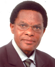 [DRC] Jacob Souga Niemba - Coalition Politique de Chrétiens (CPC). [Date picture taken: 04/24/2006]