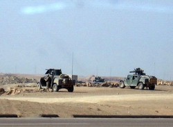 [Iraq] Residents believe security will improve when British troops leave Basra. [Date picture taken: 06/25/2006]