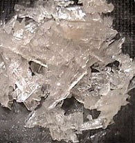 [South Africa] Crystal Methamphetamine: Also called Speed, Crank, Ice, Meth, chalk or glass.
