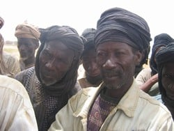 [Mauritania] A land of desert nomads. Southern Mauritania. [Date picture taken: 07/14/2006]