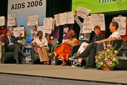[Canada] XVI AIDS 2006 conference in Toronto, Canada. [Date picture taken: 08/2006]