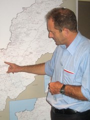 [Lebanon] David Shearer is the UN Humanitarian Coordinator in Lebanon. [Date picture taken: 08/21/2006]