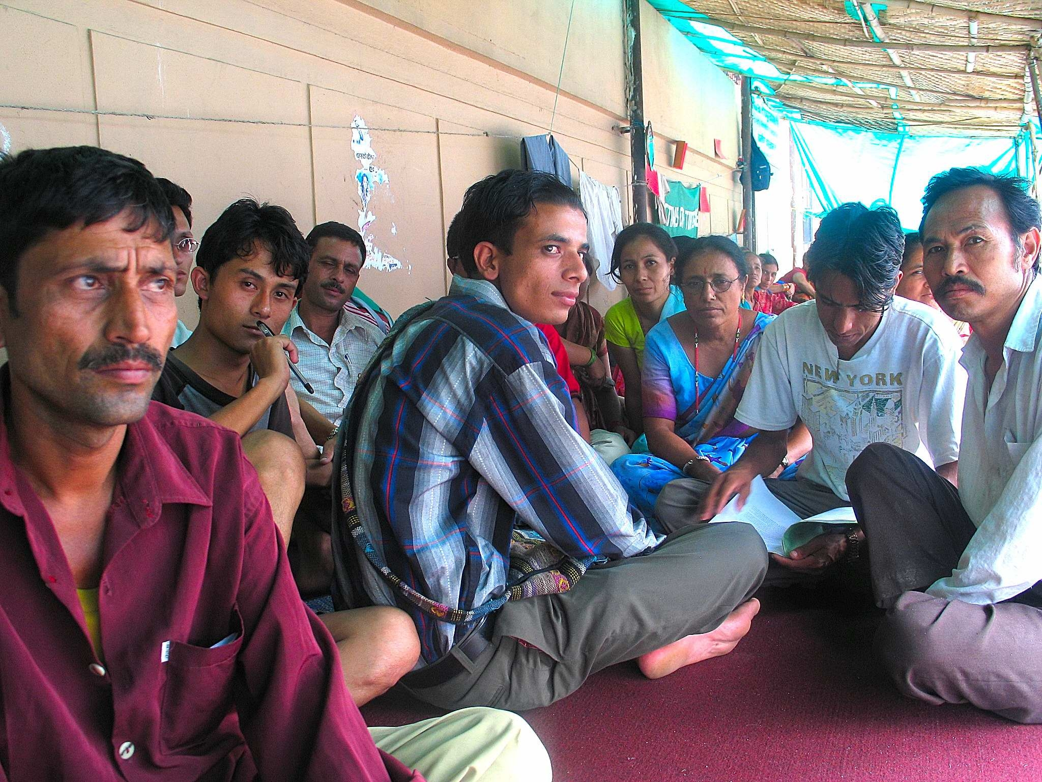 Bhutanese Refugees Are Ready To Get Killed In Their Struggle Return Home