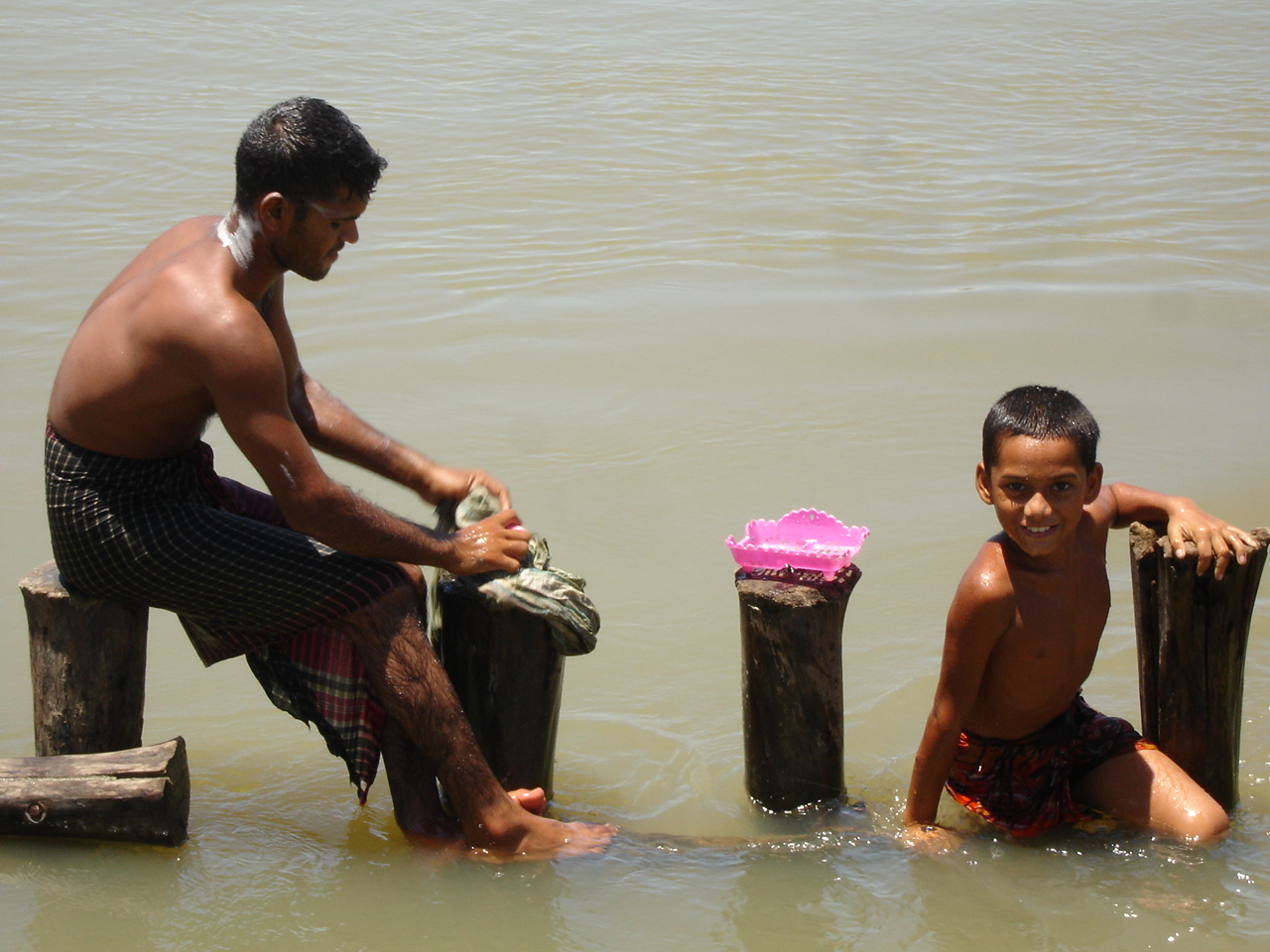 Living amongst water is a way of life in Bangladesh, one of the most flood-prone countries in the world. Approximately one-third of the country floods each year during the annual summer monsoon season.