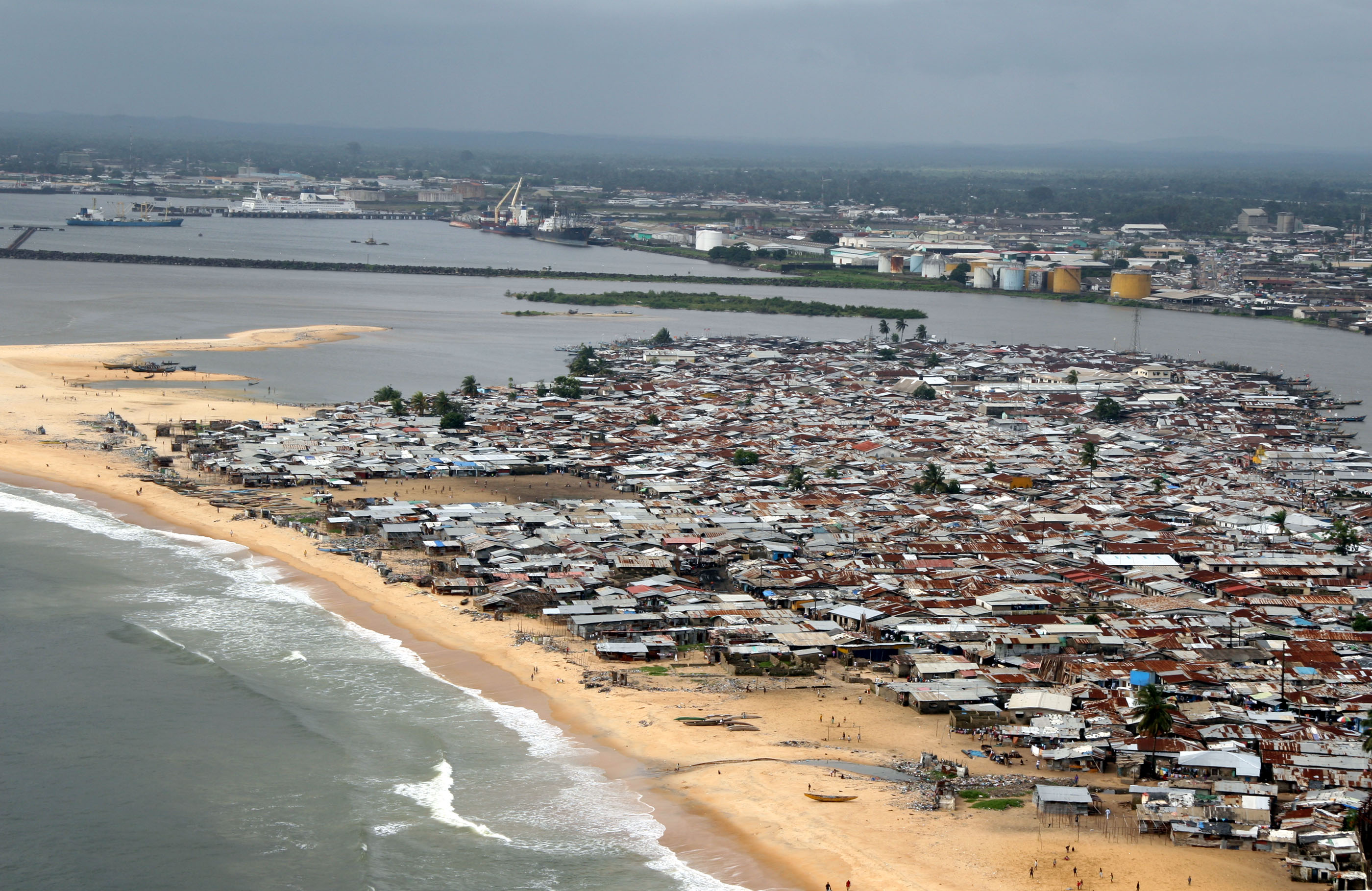 Irin govt warns monrovia floods worst in city s history for West point fishing report