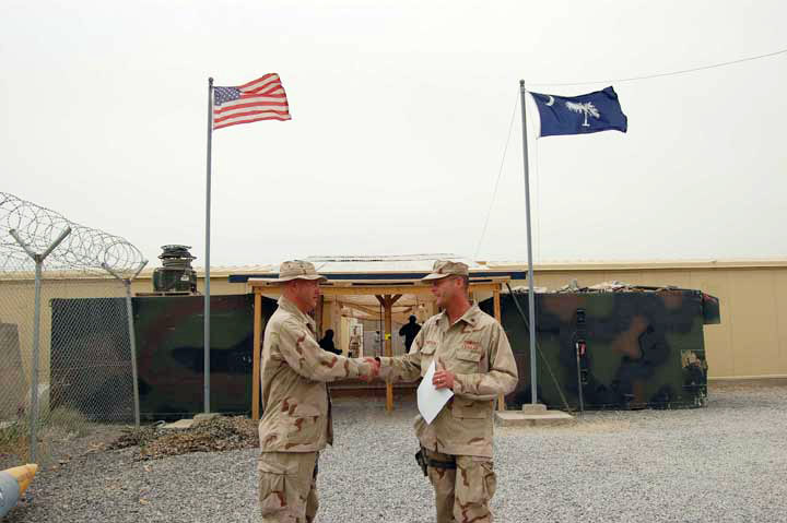 US forces say they help Afghan army and police improve security in Kunar Province.