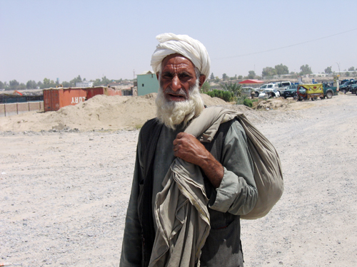As result of decades of war Afghanistan is one of the poorest countries in the world with over half its 24.5 million people living bellow the poverty line, according to the UN.