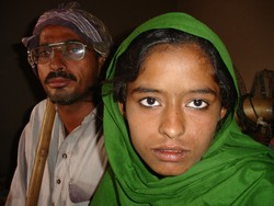 [Pakistan] 12-year-old Sajeeda is one of scores of young girls that are pulled from school each year due to poverty in Pakistan's southeastern Sindh province. Elementary female enrollment is particularly low in the province due to poverty, as well as cult