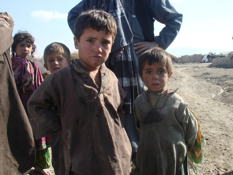 Over 30 percent of Afghan children work and about 43 percent of children marry before they are 18 years old, according to UNICEF.