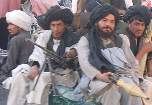 Taliban fighters have repeatedly attacked aid workers and aid convoys in different parts of Afghanistan