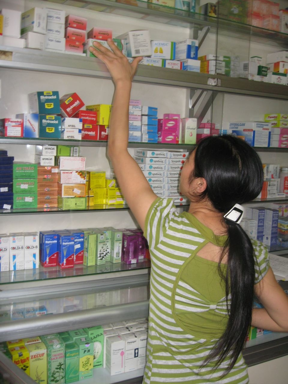 Medicines are increasingly out of reach of Vietnam's poor