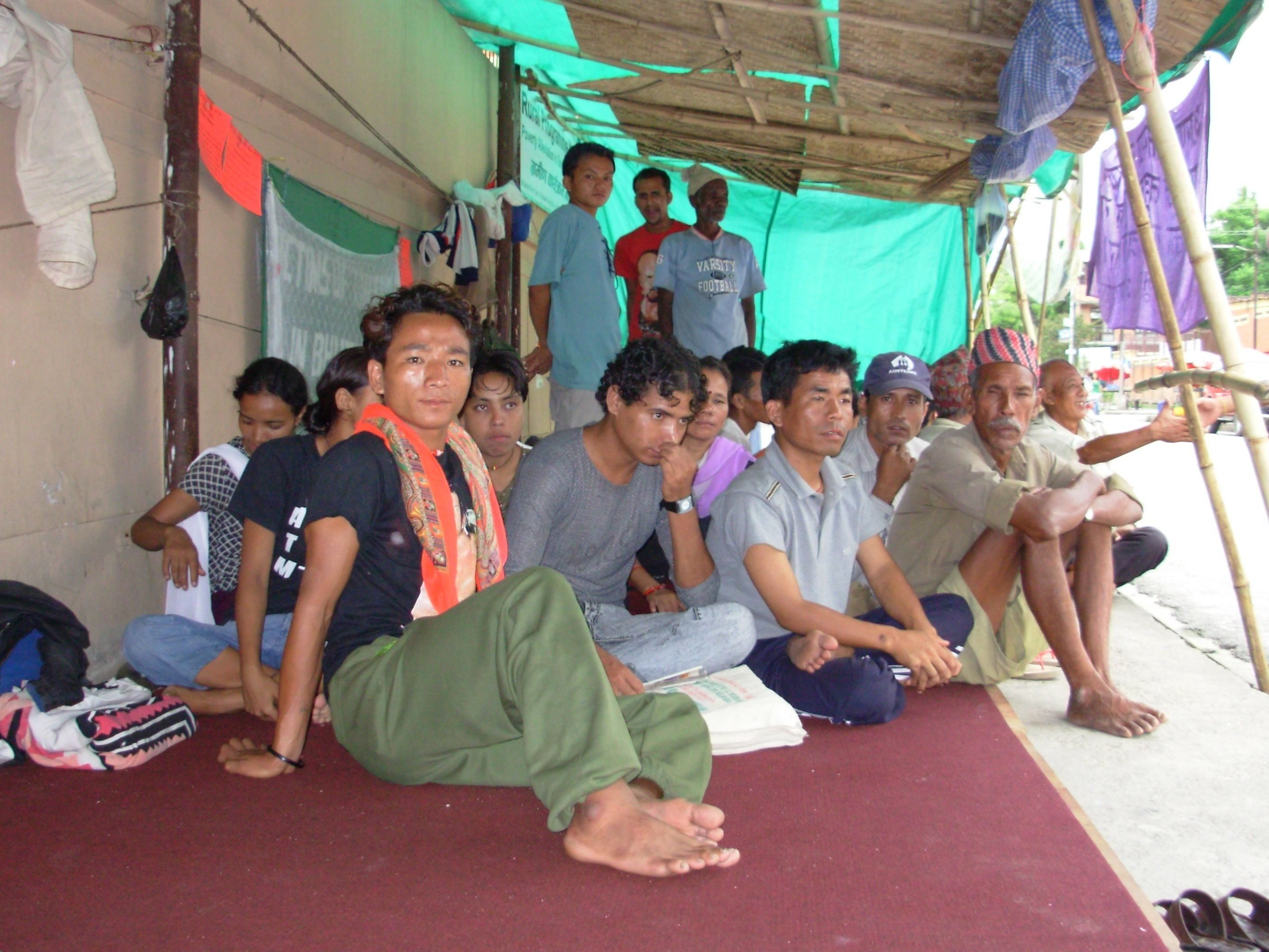 irin bhutanese refugees find new life beyond the camps