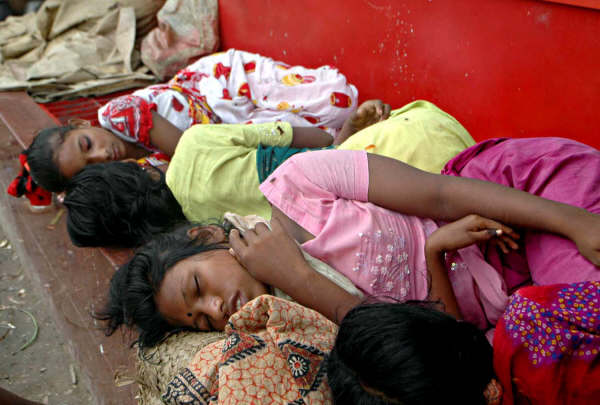 There are thousands of commercial sex workers in Bangladesh who live and die unrecorded, most of whom have no place to sleep.