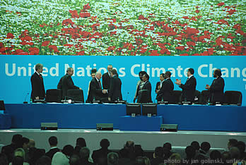 The Poznan climate change conference is the half-way mark in the negotiations on an international response to climate change, to be agreed in Copenhagen in 2009
