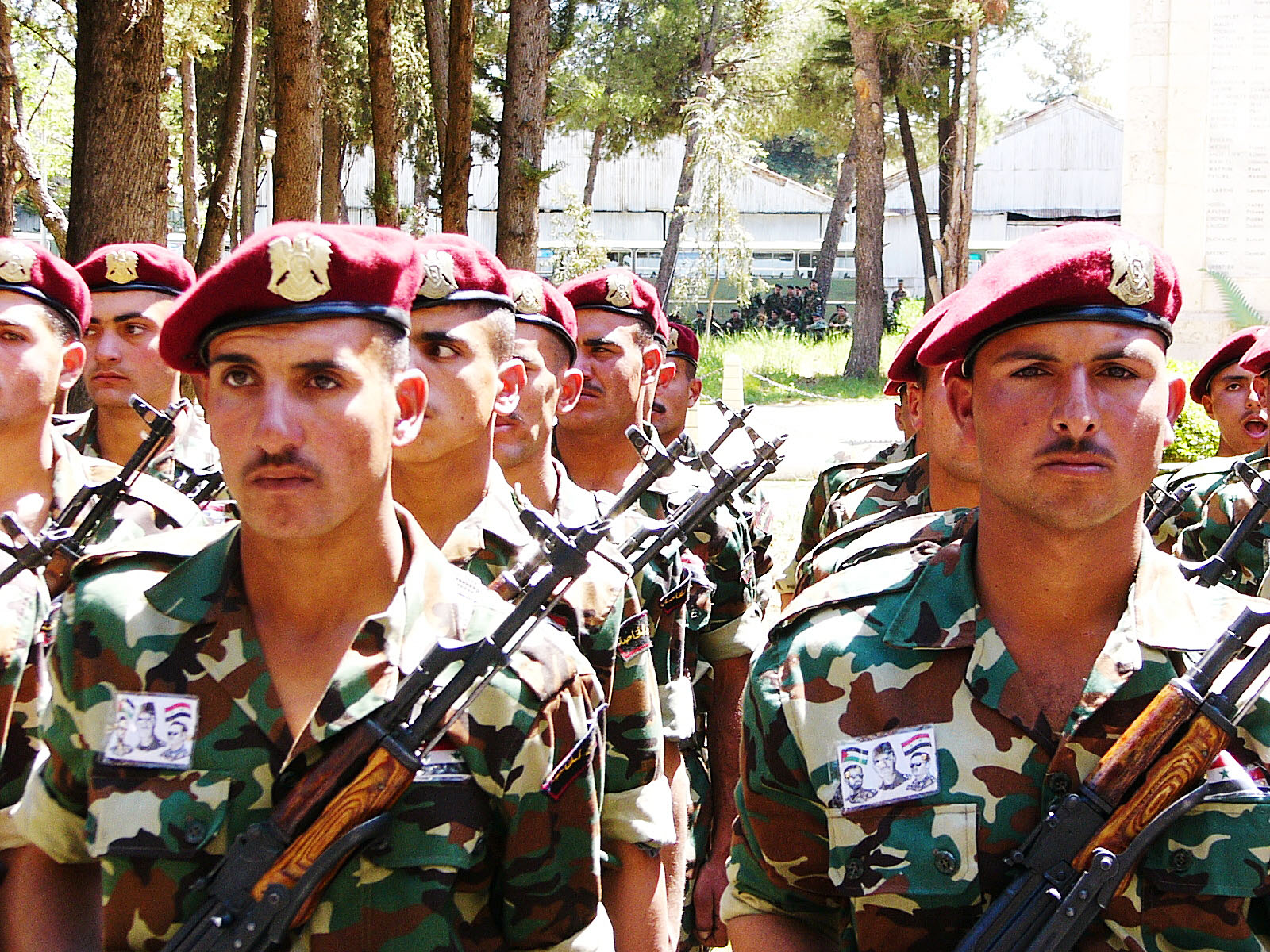The Syrian army intervened in Lebanon's Civil War in 1976, a year after it started, and withdrew from Lebanon in April 2005. Most missing Lebanese were detained by Syrian forces during the war and disappeared in Syrian jails