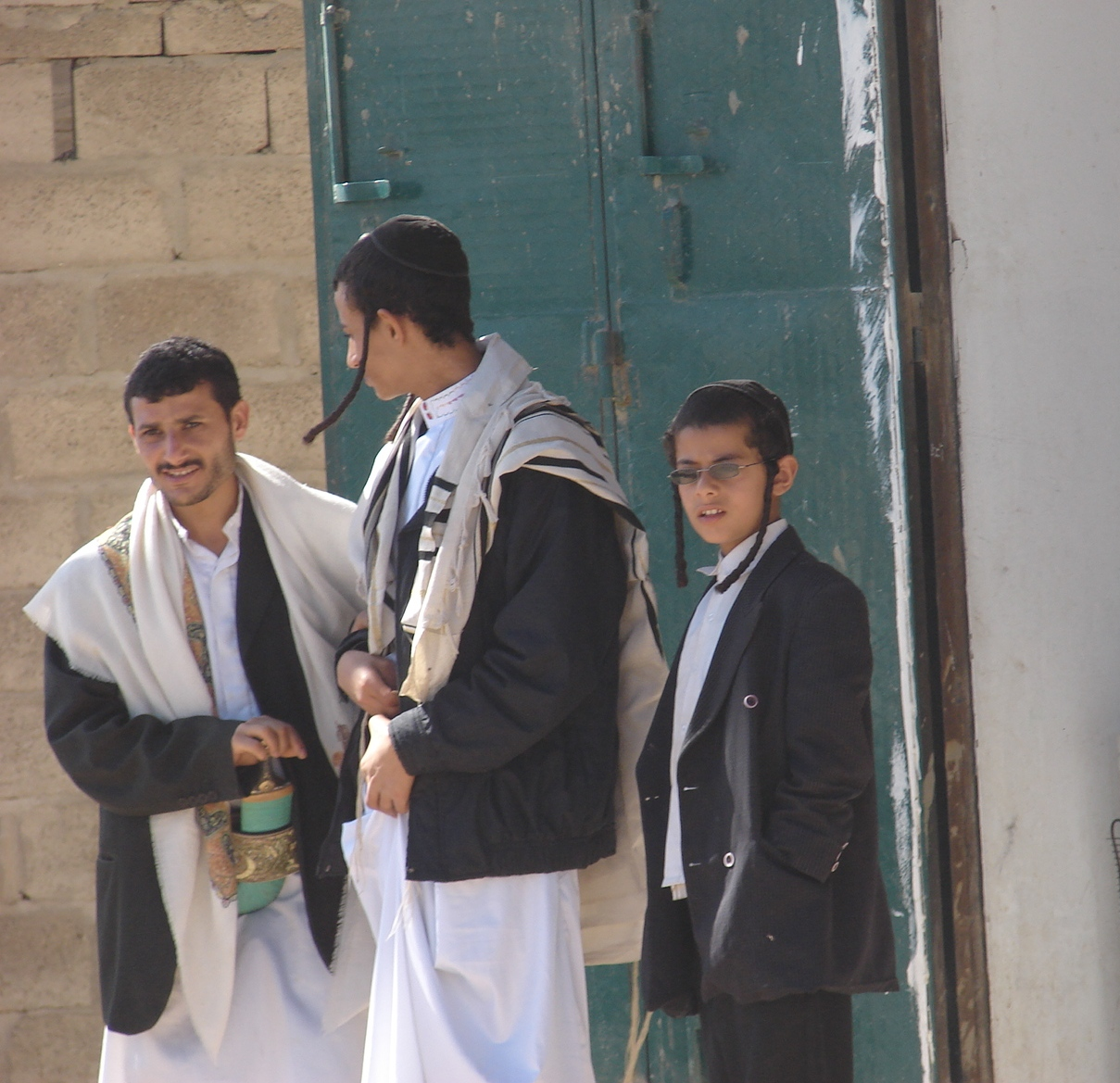 Jews in Amran Governorate say they fear for their lives