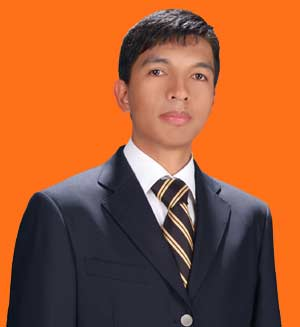 Andre Rajoelina, opposition leader and mayor of the capital, Antananarivo