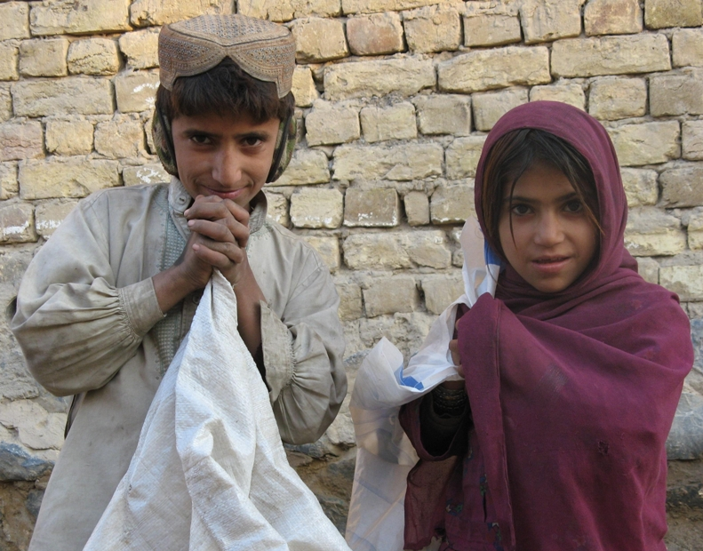 Children lack legal support and social protection services in Afghanistan