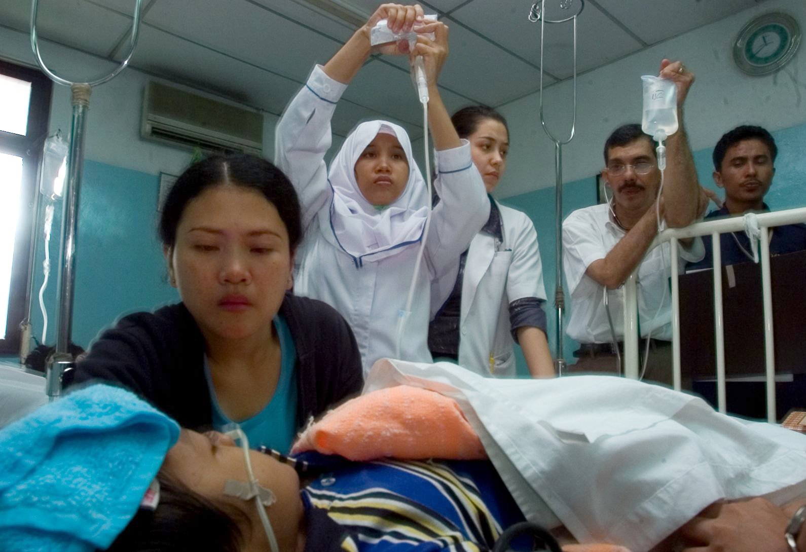 Malaria continues to remain a serious health concern in Indonesia