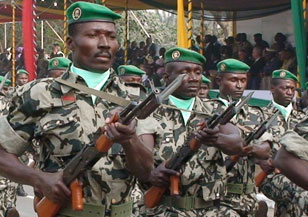 Togo Armed Forces